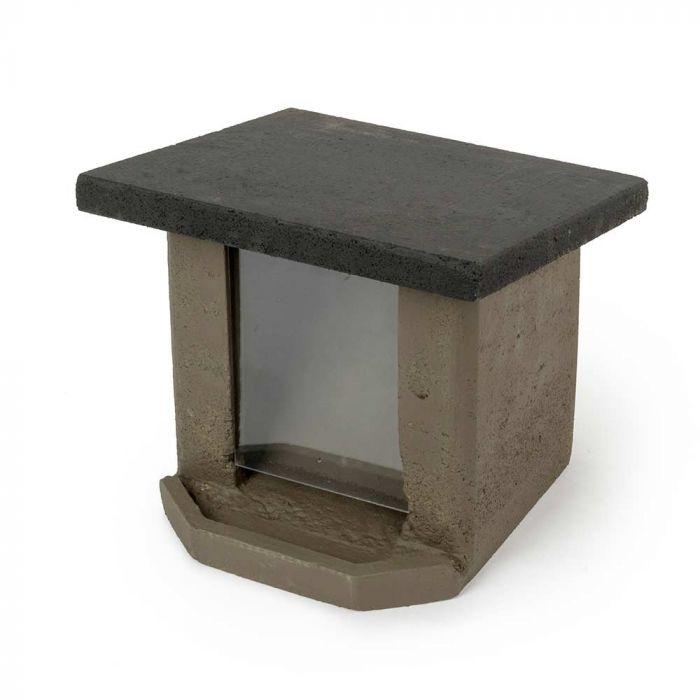 Mangeoire de sol WoodStone