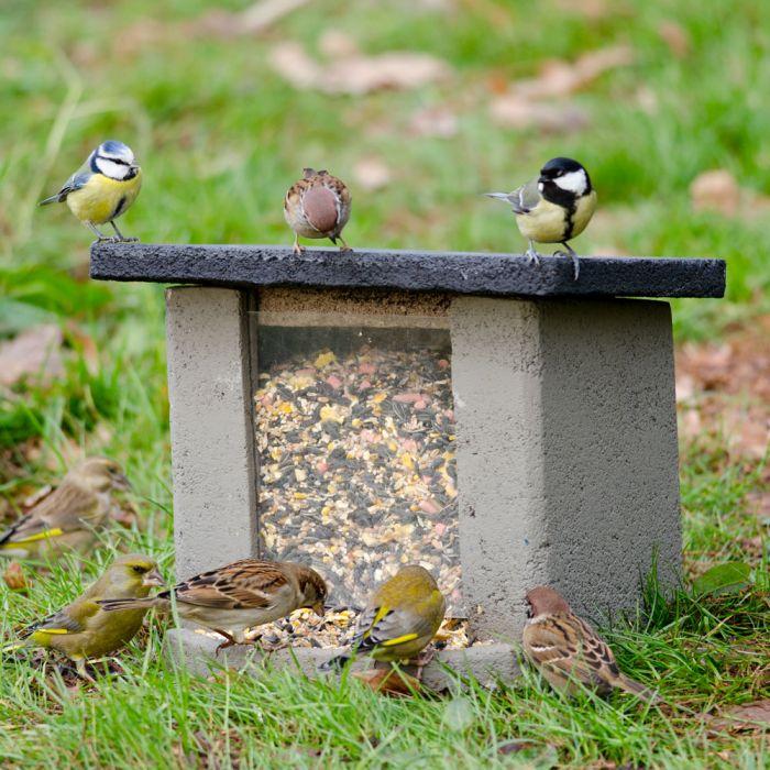 WoodStone® Ground Feeder