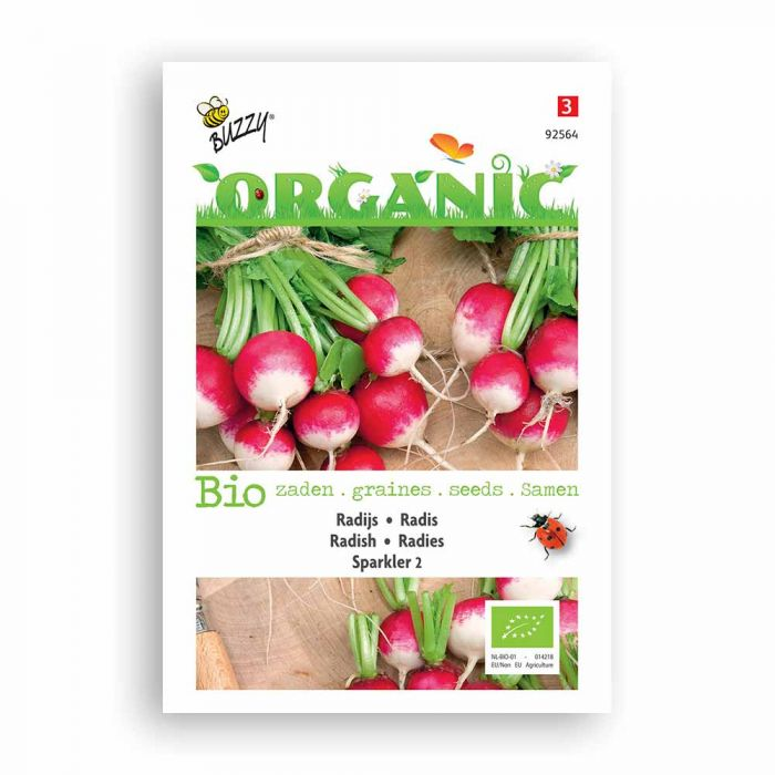 Buzzy® Organic Radis Sparkler 2 BIO