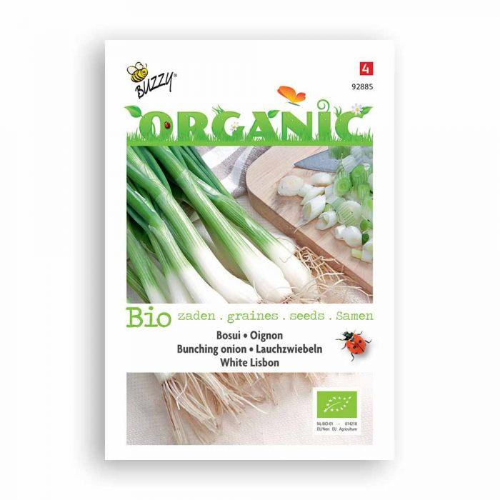Buzzy® Organic Oignon de Lisbonne BIO