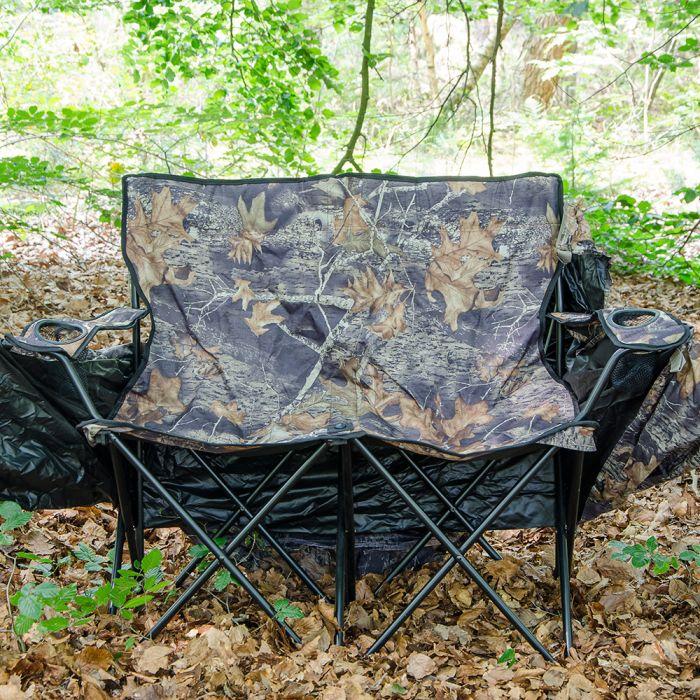 Tente affût Stealth Gear deux chaises