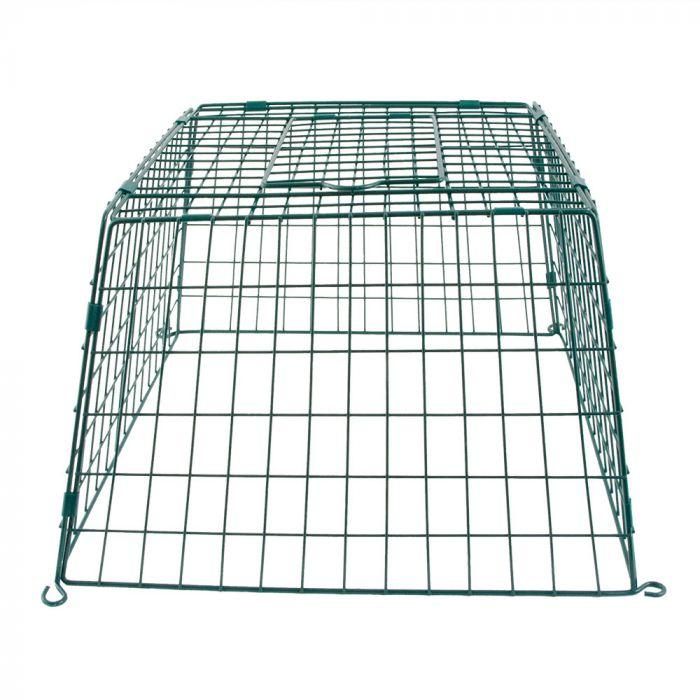 Cage de protection grandes mailles
