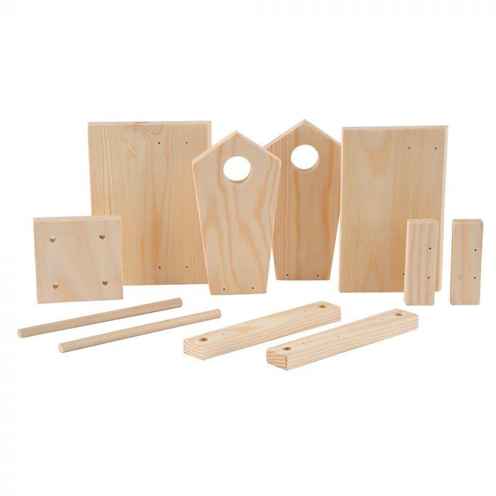 Kit de construction mangeoire Jinto
