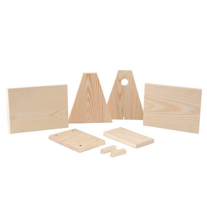 Kit de construction pour nichoir Nala