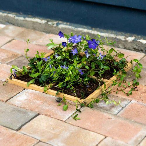 Jardinière de sol en bois