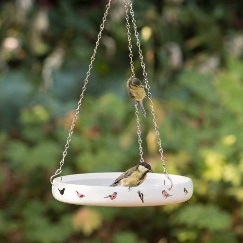 Abreuvoir oiseaux du jardin