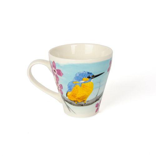 Tasse martin-pêcheur – Myrte
