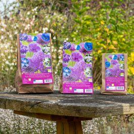 Mélange de bulbes bio pour abeilles et papillons De Luxe