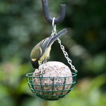 Panier pour grosse boule de graisse - Vert
