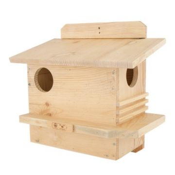 Maison pour écureuil Natagora
