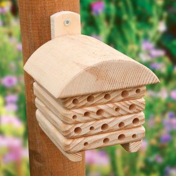 Mini abri pour insectes Bumble
