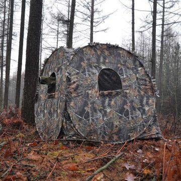 Tente de camouflage carrée Stealth Gear