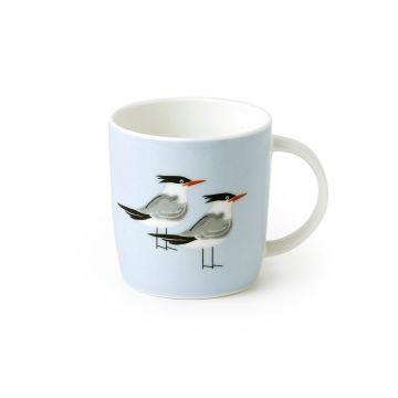 Tasse avec oiseaux de mer Roy Kirkham