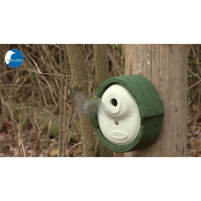 Nichoir Alicante WoodStone ® 28 mm - Vert