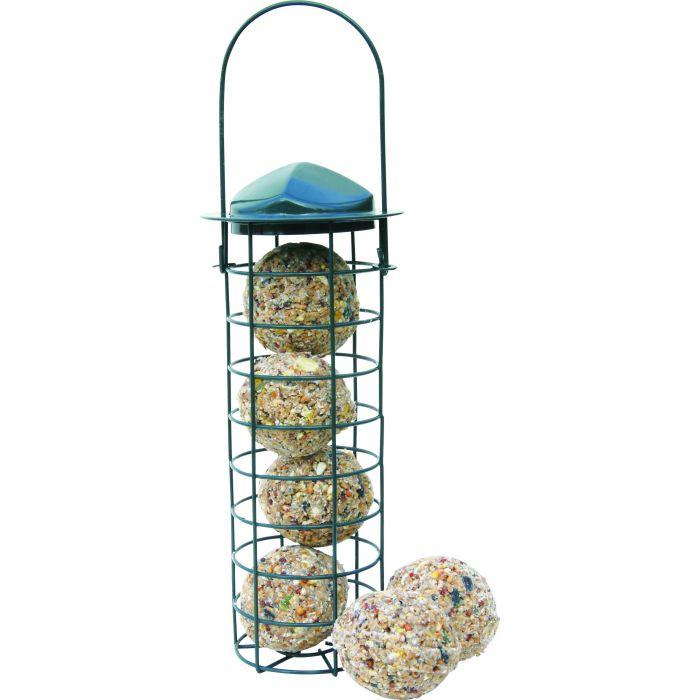 Boules de graisse avec insectes Natagora - 6 pièces