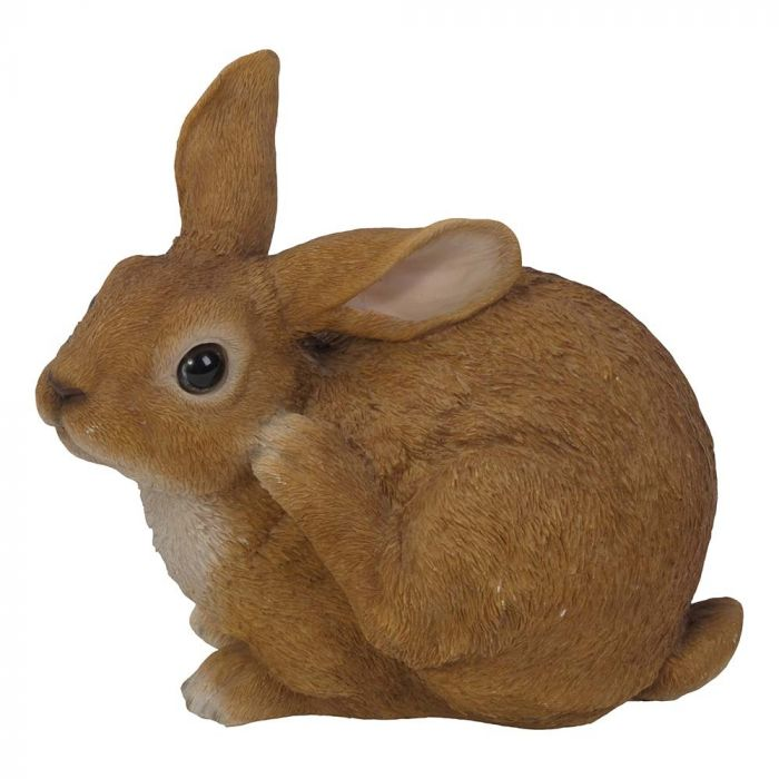 Statuette lapin (assis)