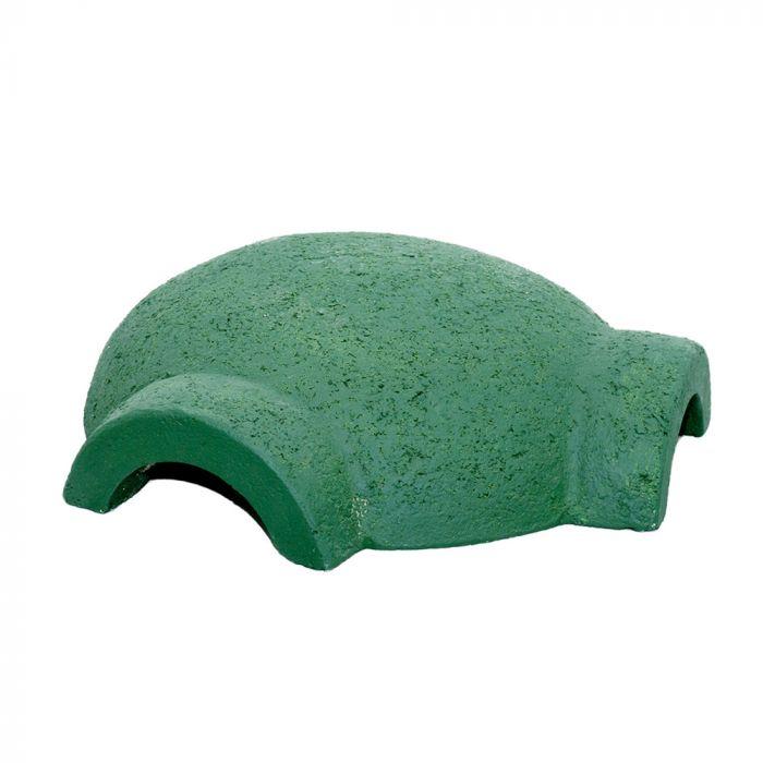 Abri pour grenouilles et crapauds WoodStone® - Vert