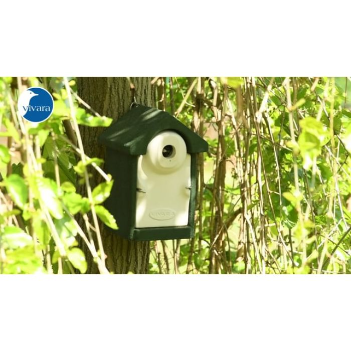 Nichoir Sevilla WoodStone ® 32 mm - Vert