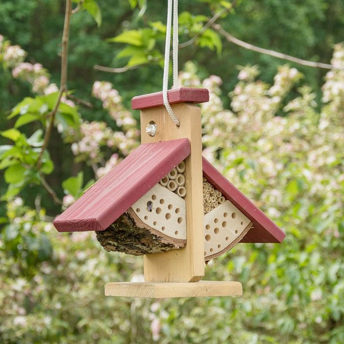 Hanging Insect Hotel