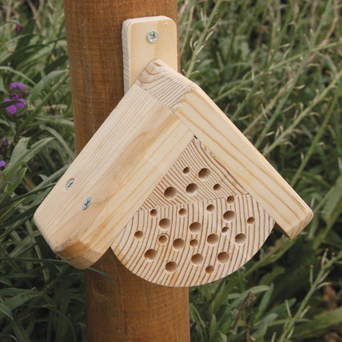 Mini abri pour insectes Buzz