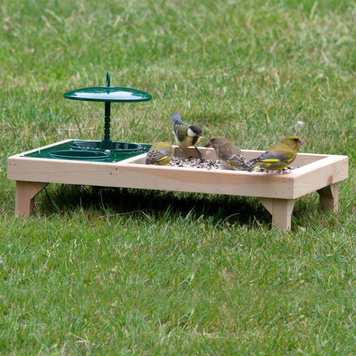Deluxe Combi Feeding Table