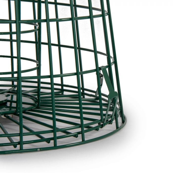 Cage de protection pour produits à base de graisse