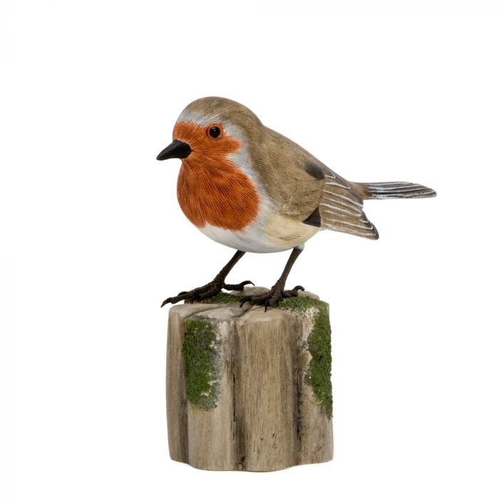 Robin Wood Carving