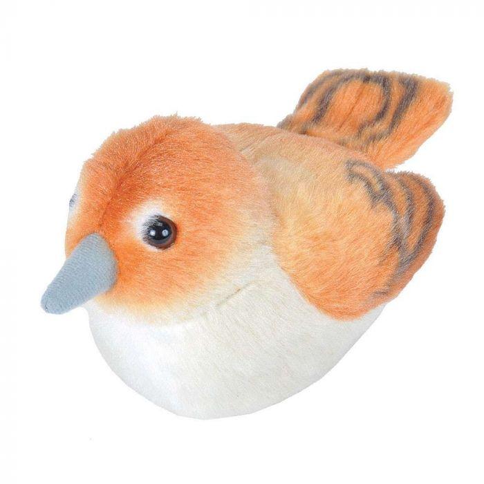 Peluches d'oiseaux avec chant – Rossignol