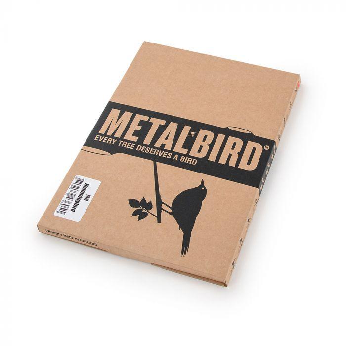 Colibri en métal