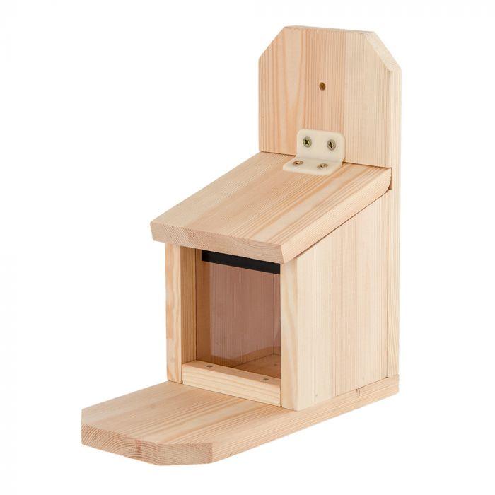 Kit de construction pour mangeoire pour écureuils Sanjo
